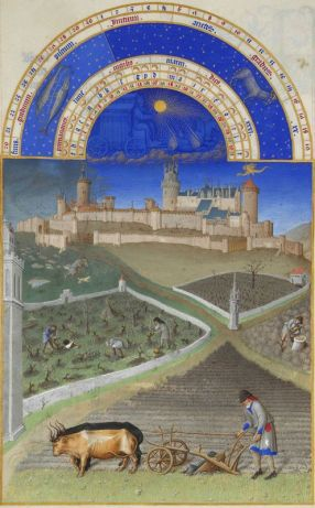 Tres riches heures Mars