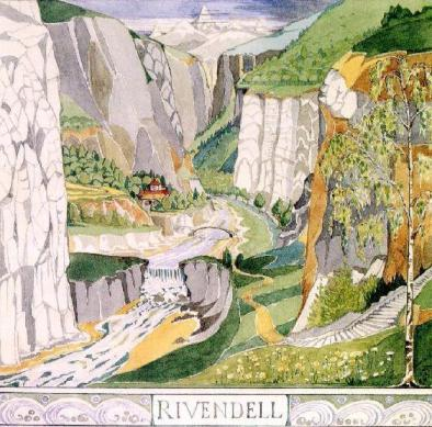 Rivendell by J.R.R. Tolkien