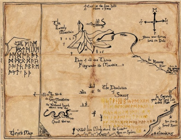 Tolkien_Hobbit_Map_1