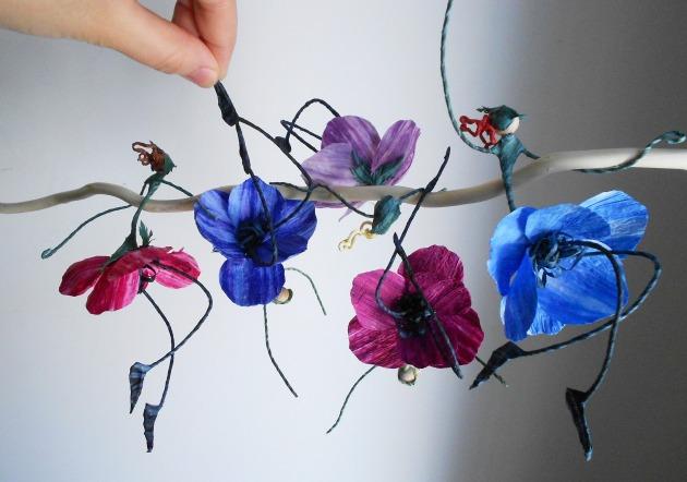 windflowers race hand