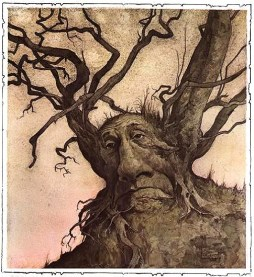 Fairy tree, Froud e Lee