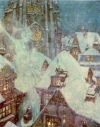 La Regina delle Nevi, Edmund Dulac