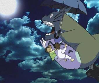Totoro, Hayao Miyazaki